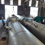 Despacho Evaporador Planta de Secado a Paraguay